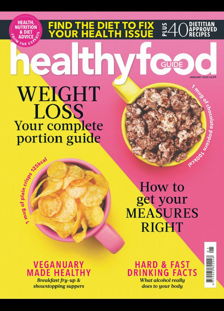 [英国版]Healthy Food Guide - 2020年01月