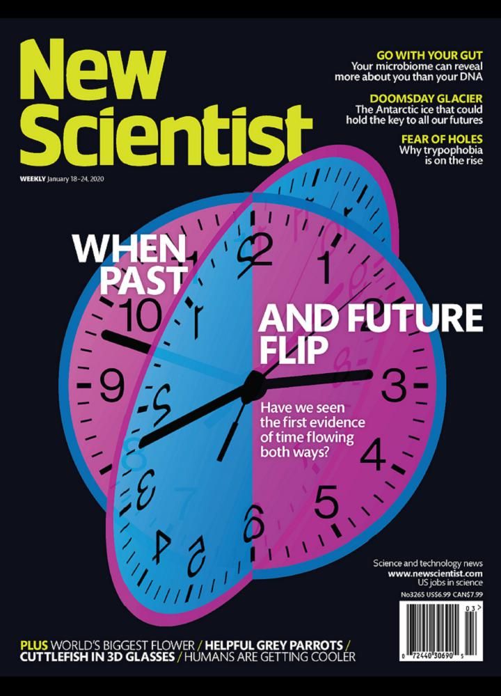 [英国版]新科学家 New Scientist 2020.01.18 英国版 新科学家 周刊 第1张