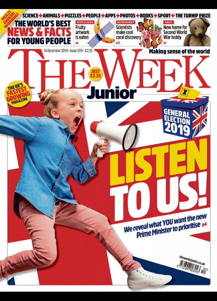 [英国版]The Week Junior - 2019.12.14
