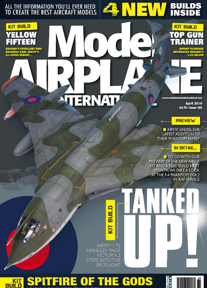 [英国版]Model Airplane International - 2019年04月