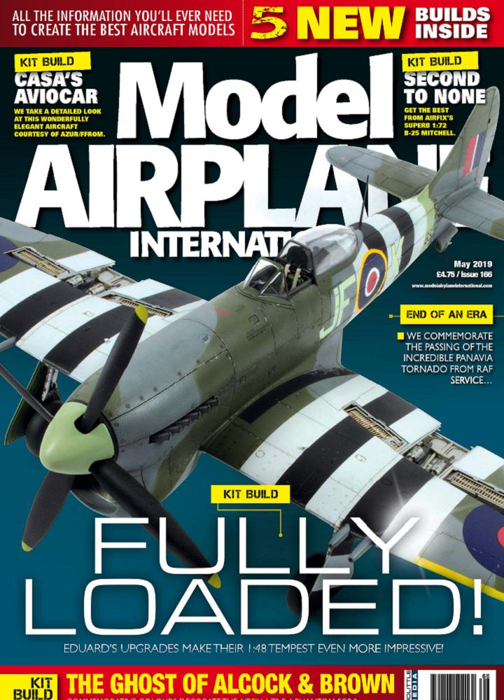 [英国版]Model Airplane International - 2019年05月