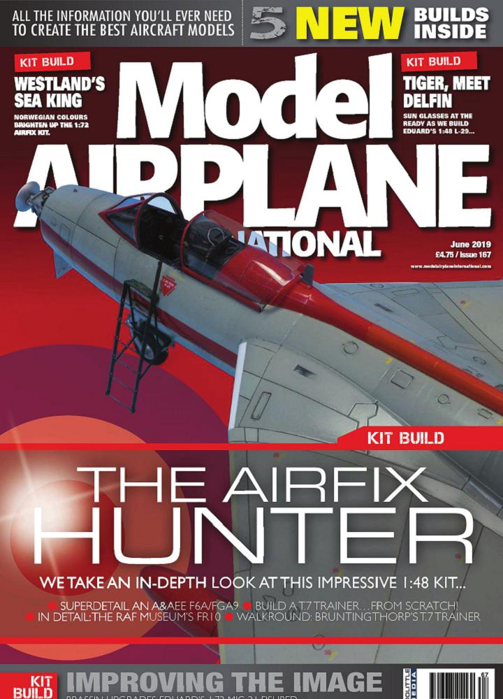 [英国版]Model Airplane International - 2019年06月