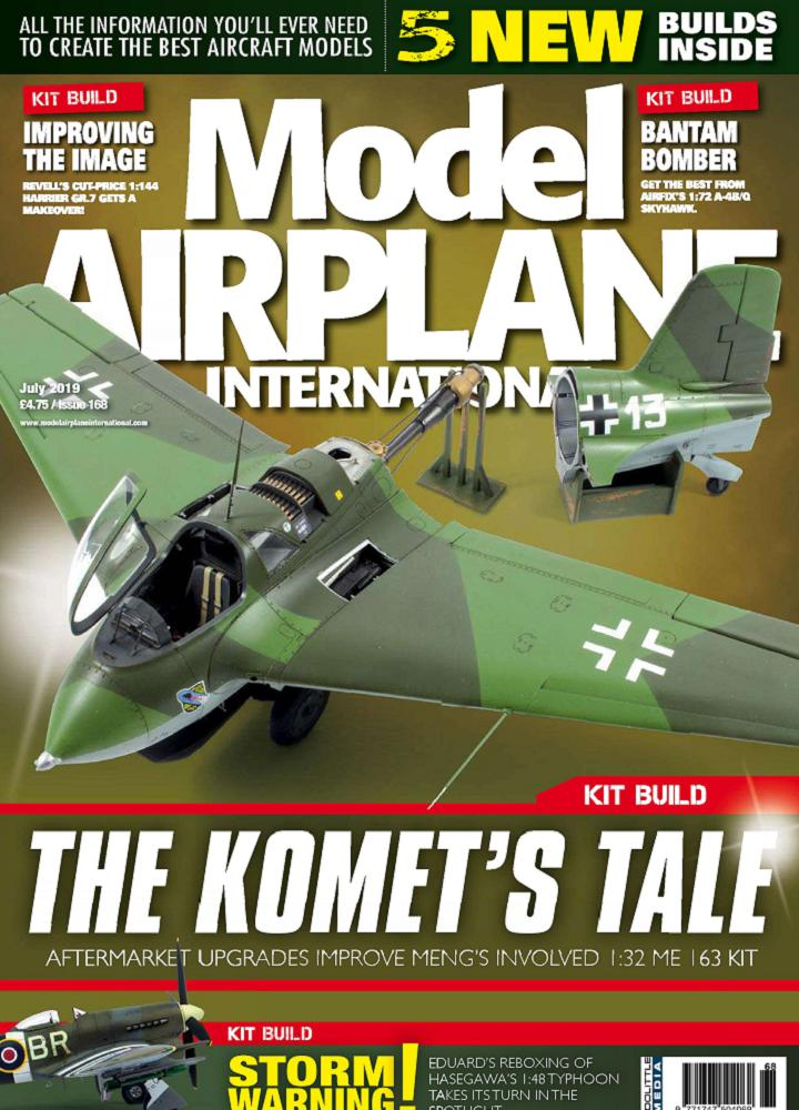 [英国版]Model Airplane International - 2019年07月