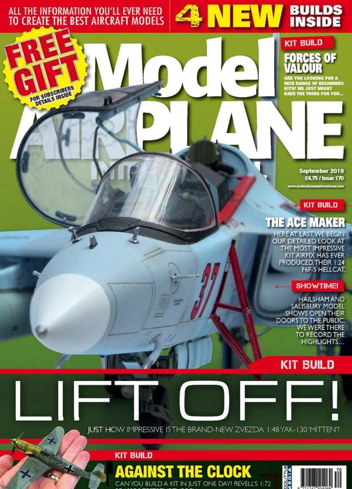 [英国版]Model Airplane International - 2019年09月