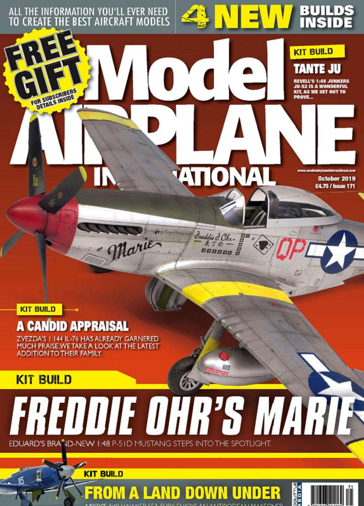 [英国版]Model Airplane International - 2019年10月