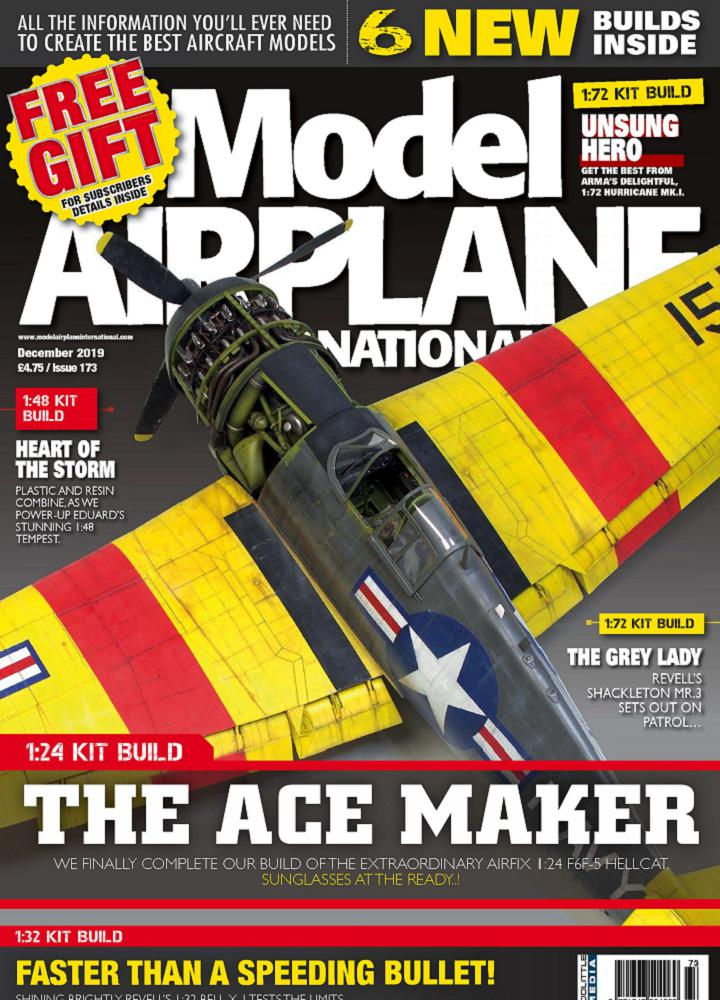 [英国版]Model Airplane International - 2019年12月