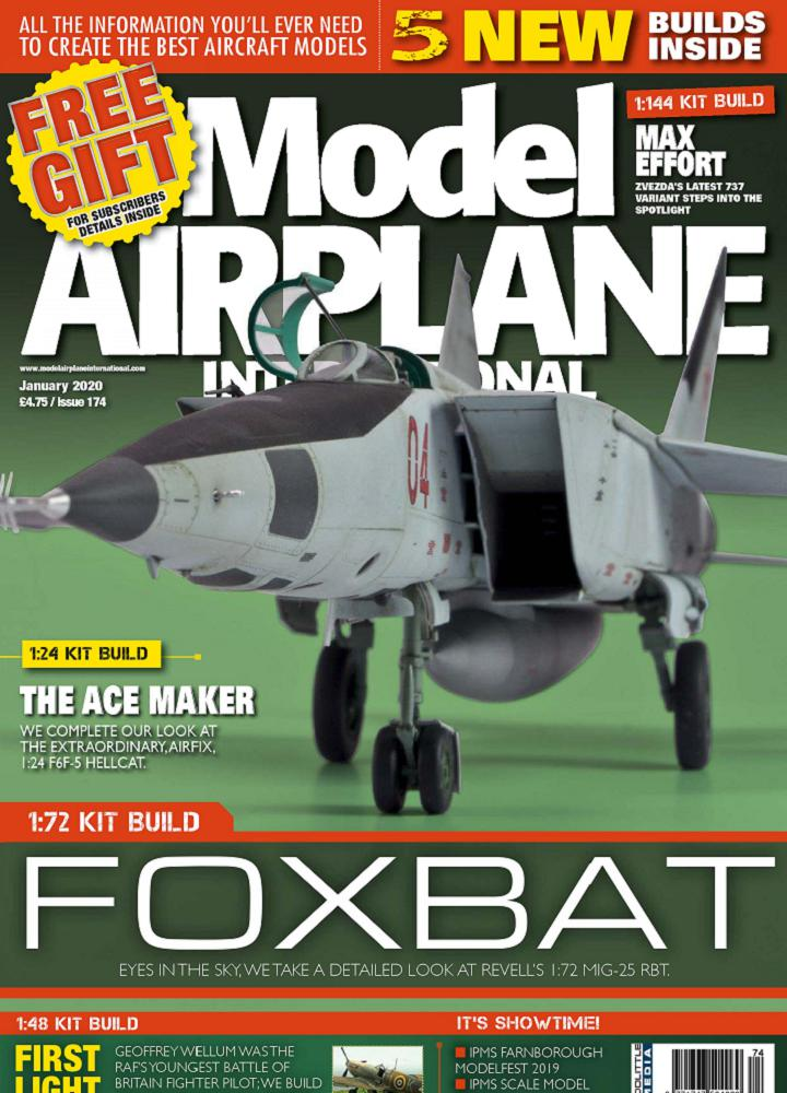 [英国版]Model Airplane International - 2020年01月