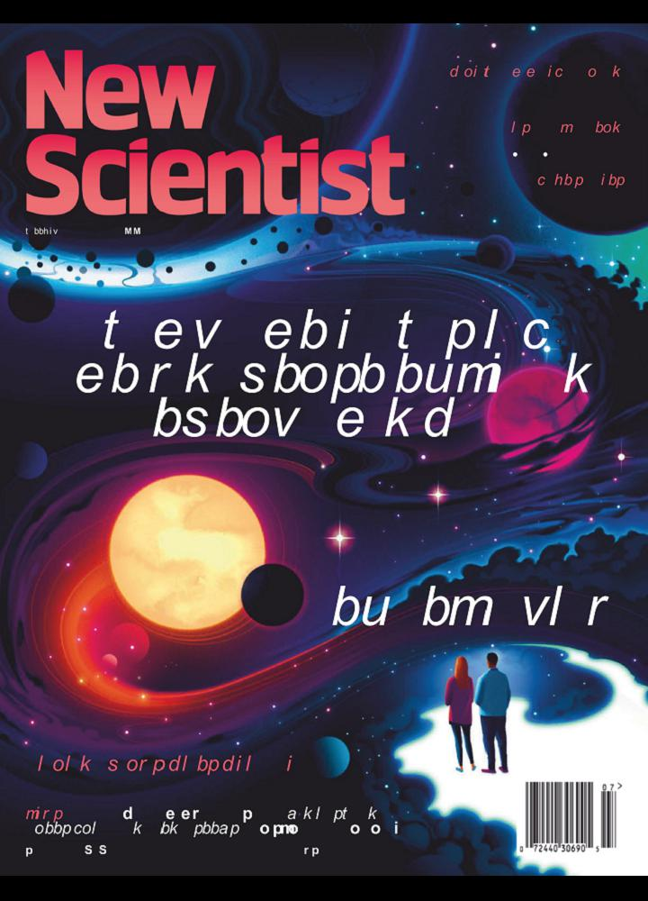 [英国版]新科学家 New Scientist 2020.02.15 英国版 新科学家 周刊 第1张