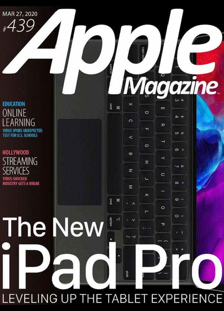 [美国版]苹果周刊-Apple Magazine - 2020.03.27