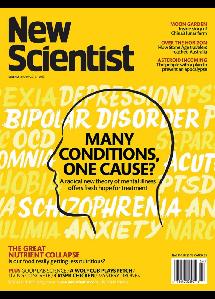 [英国版]新科学家 New Scientist 2020.01.25 英国版 新科学家 周刊 第1张