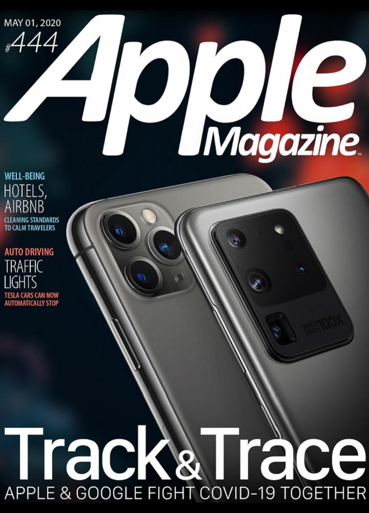 [美国版]苹果周刊-Apple Magazine - 2020.05.01