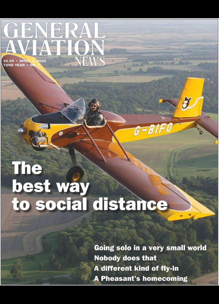 [美国版]General Aviation News - 2020.04.02