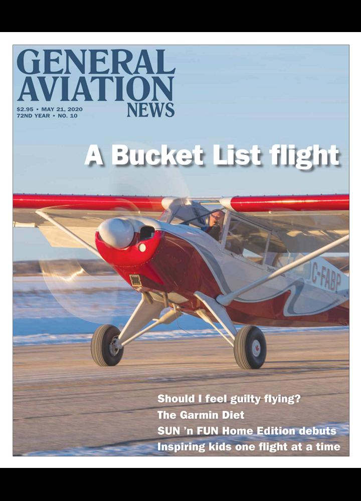 [美国版]General Aviation News - 2020.05.21