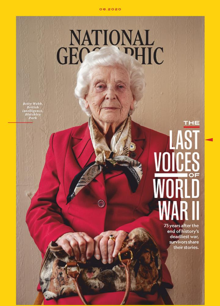 [英国版]国家地理 National Geographic 2020年06月 英国版 国家地理 月刊 第1张