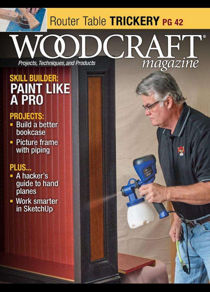 [美国版]Woodcraft Magazine - 2019年02-03月