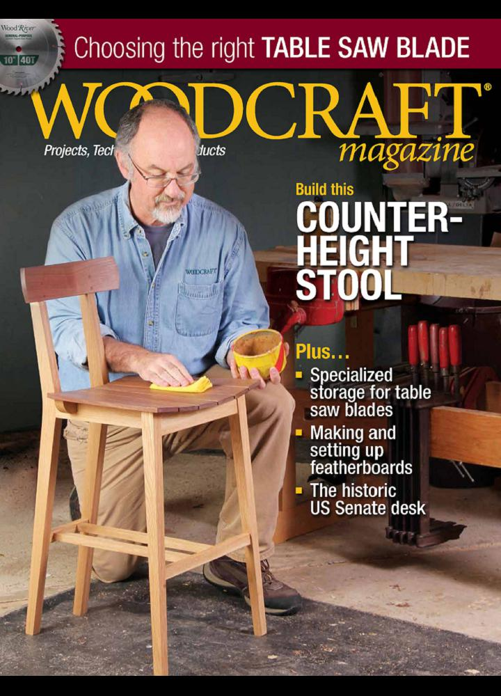 [美国版]Woodcraft Magazine - 2020年06-07月