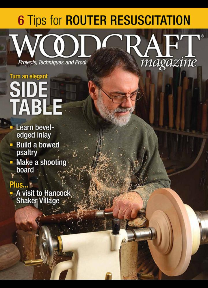 [美国版]Woodcraft Magazine - 2020年04-05月