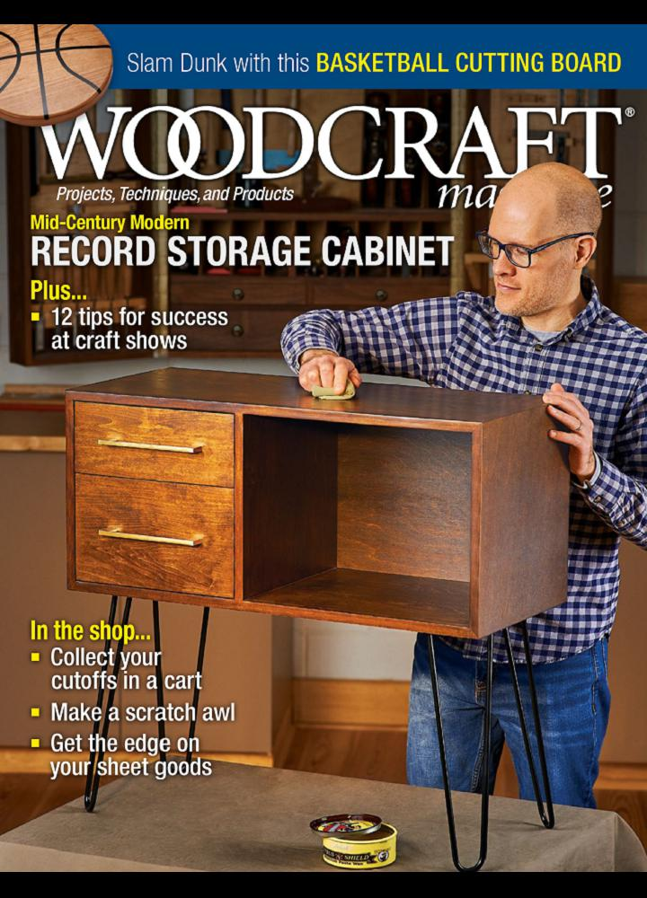 [美国版]Woodcraft Magazine - 2020年02-03月