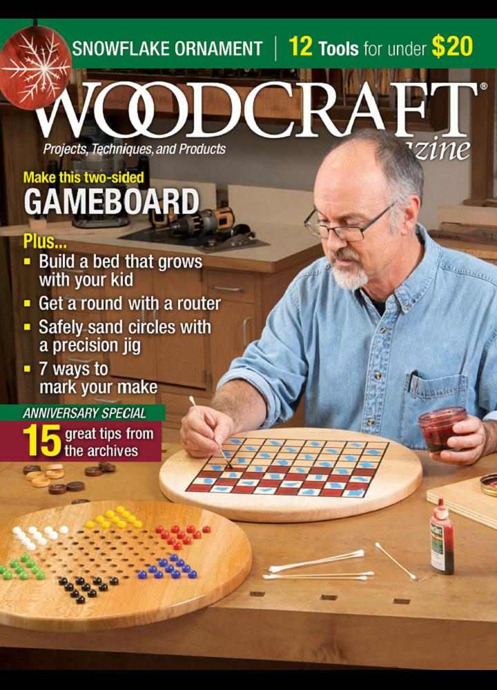 [美国版]Woodcraft Magazine - 2019年12月