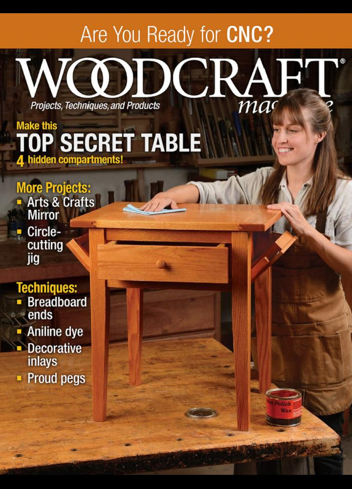 [美国版]Woodcraft Magazine - 2019年10-11月