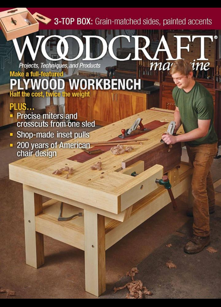 [美国版]Woodcraft Magazine - 2019年08-09月