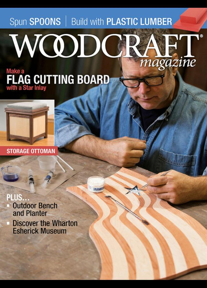 [美国版]Woodcraft Magazine - 2019年06-07月