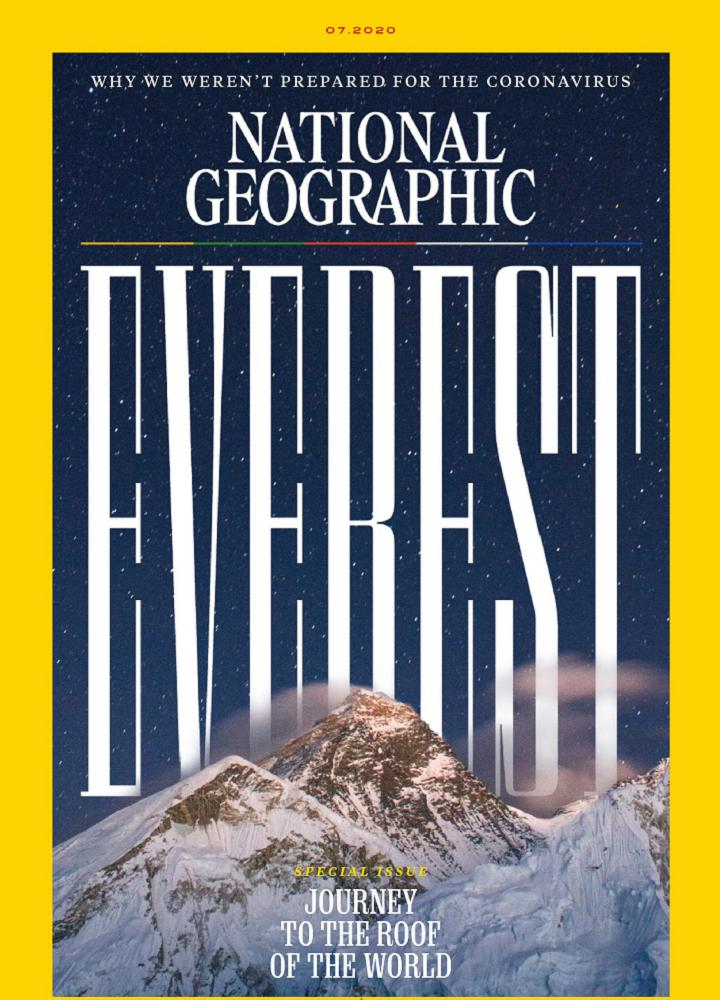 [英国版]国家地理 National Geographic 2020年07月 英国版 国家地理 月刊 第1张