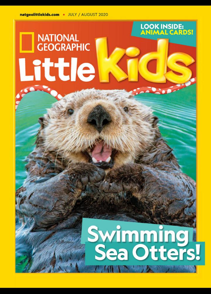 [美国版]国家地理幼儿版-National Geographic Little Kids - 2020年07-08月