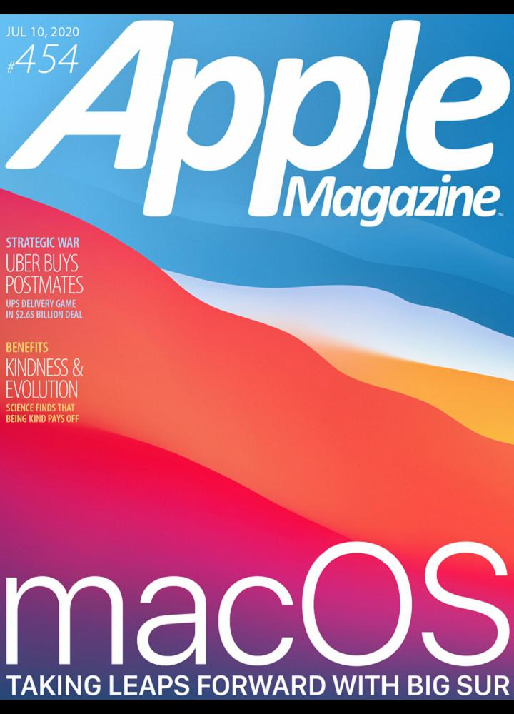 [美国版]苹果周刊-Apple Magazine - 2020.07.10