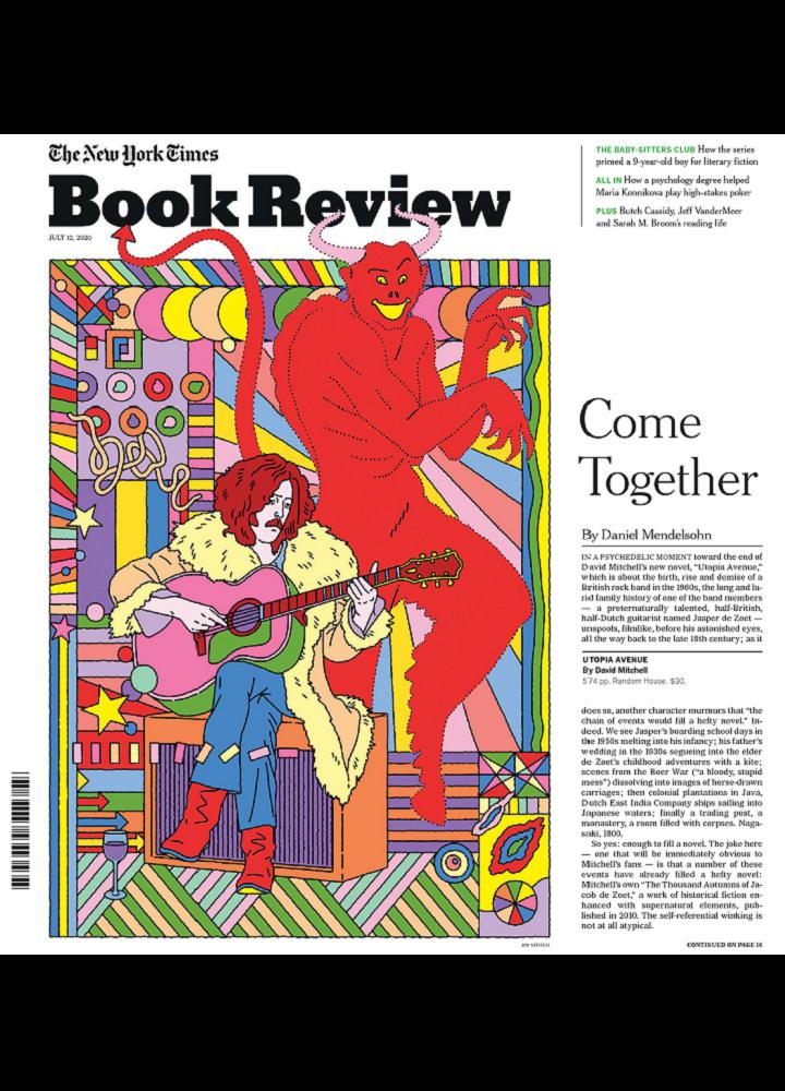 [美国版]纽约时报书评-The New York Times Book Review - 2020.07.12