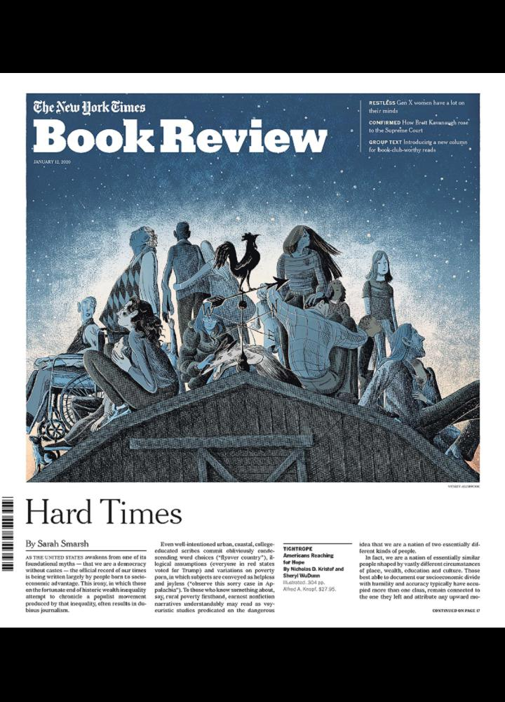 [美国版]纽约时报书评-The New York Times Book Review - 2020.01.12