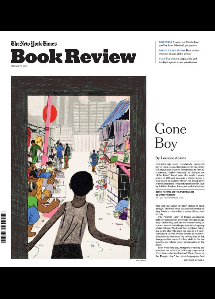 [美国版]纽约时报书评-The New York Times Book Review - 2020.02.02