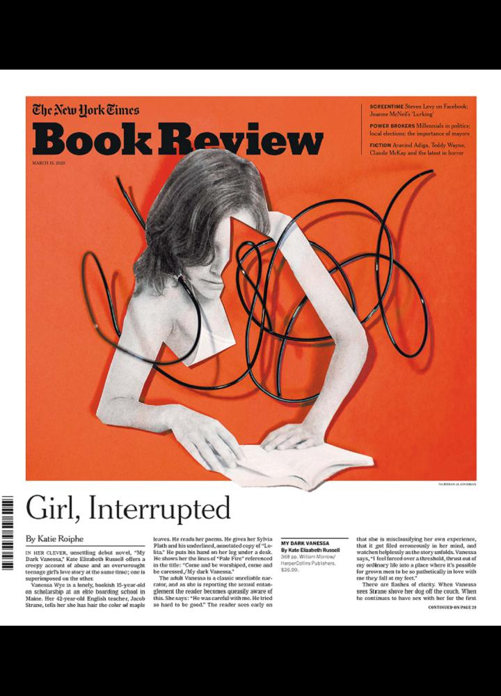 [美国版]纽约时报书评-The New York Times Book Review - 2020.03.15