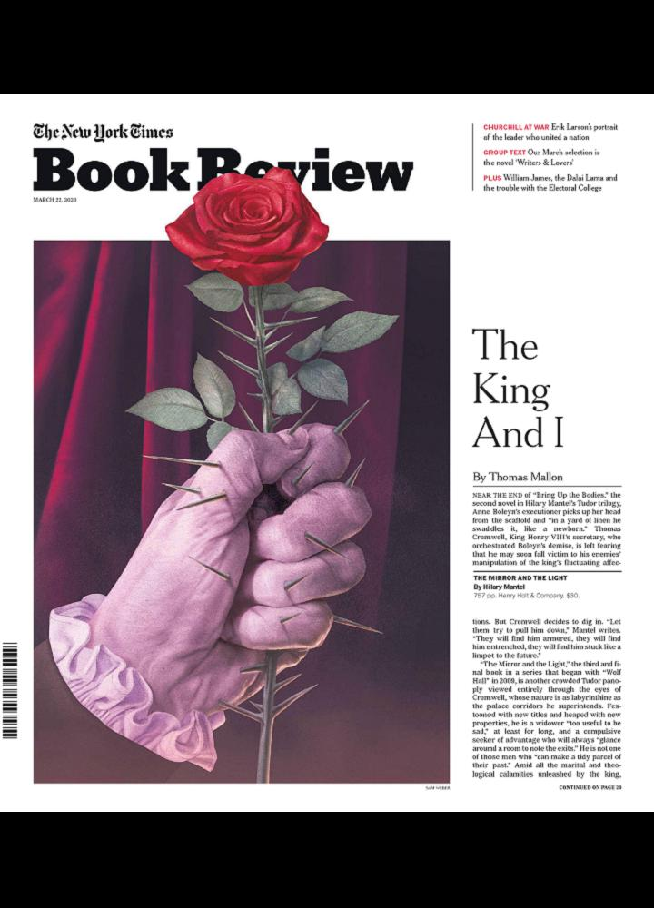 [美国版]纽约时报书评-The New York Times Book Review - 2020.03.22