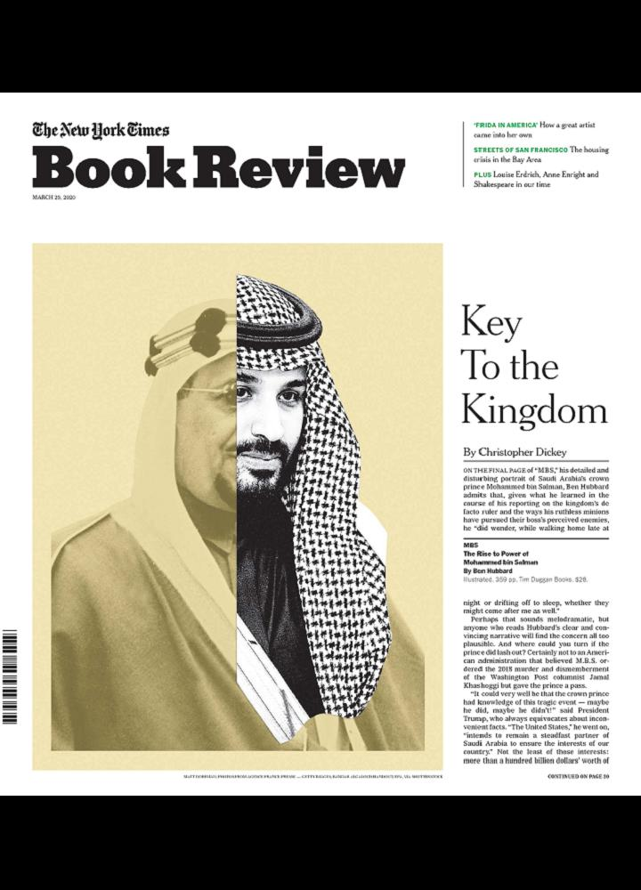 [美国版]纽约时报书评-The New York Times Book Review - 2020.03.30