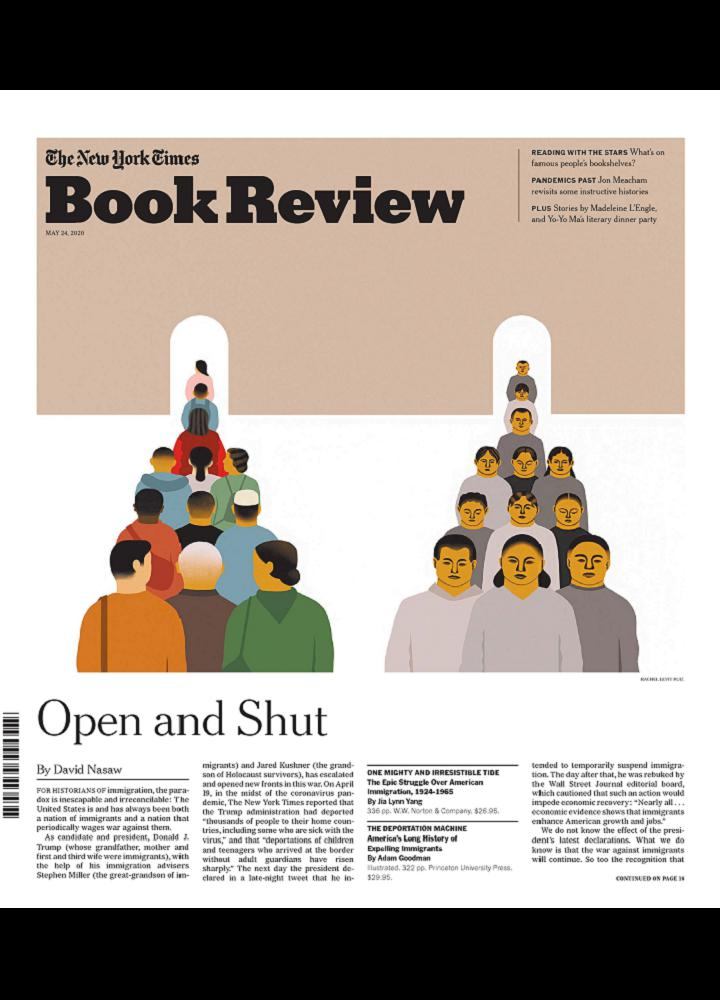 [美国版]纽约时报书评-The New York Times Book Review - 2020.05.24