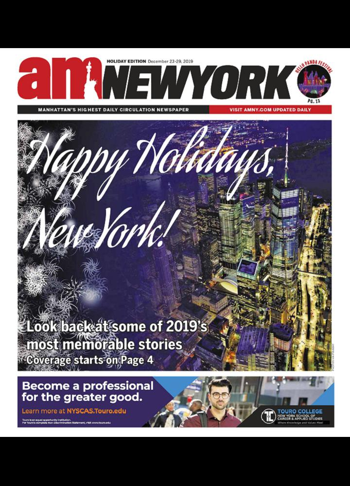 [美国版]AM New York - 2019.12.21-31