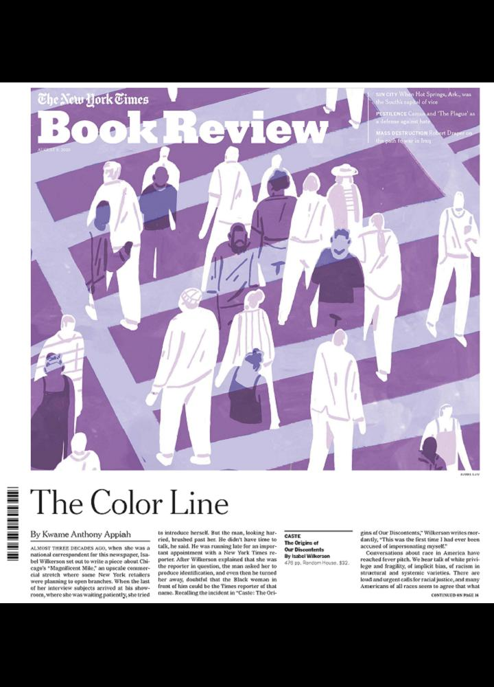 [美国版]纽约时报书评-The New York Times Book Review - 2020.08.09