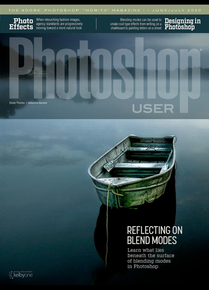 [美国版]Photoshop User 2020年06 07月 美国版 Photoshop User 月刊 第1张