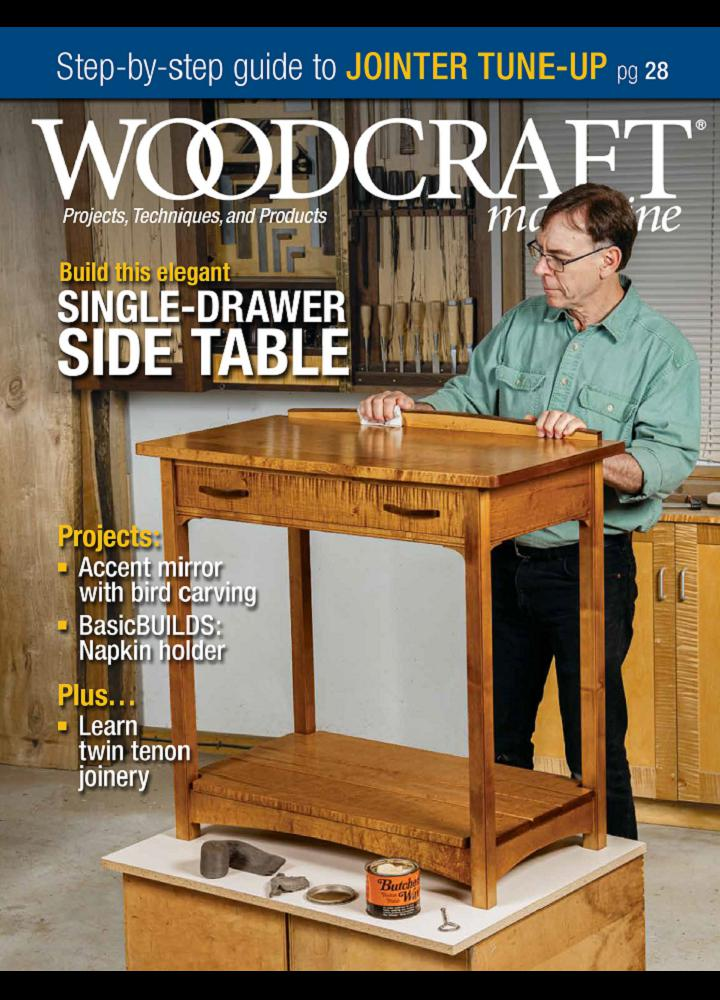 [美国版]Woodcraft Magazine - 2020年08-09月