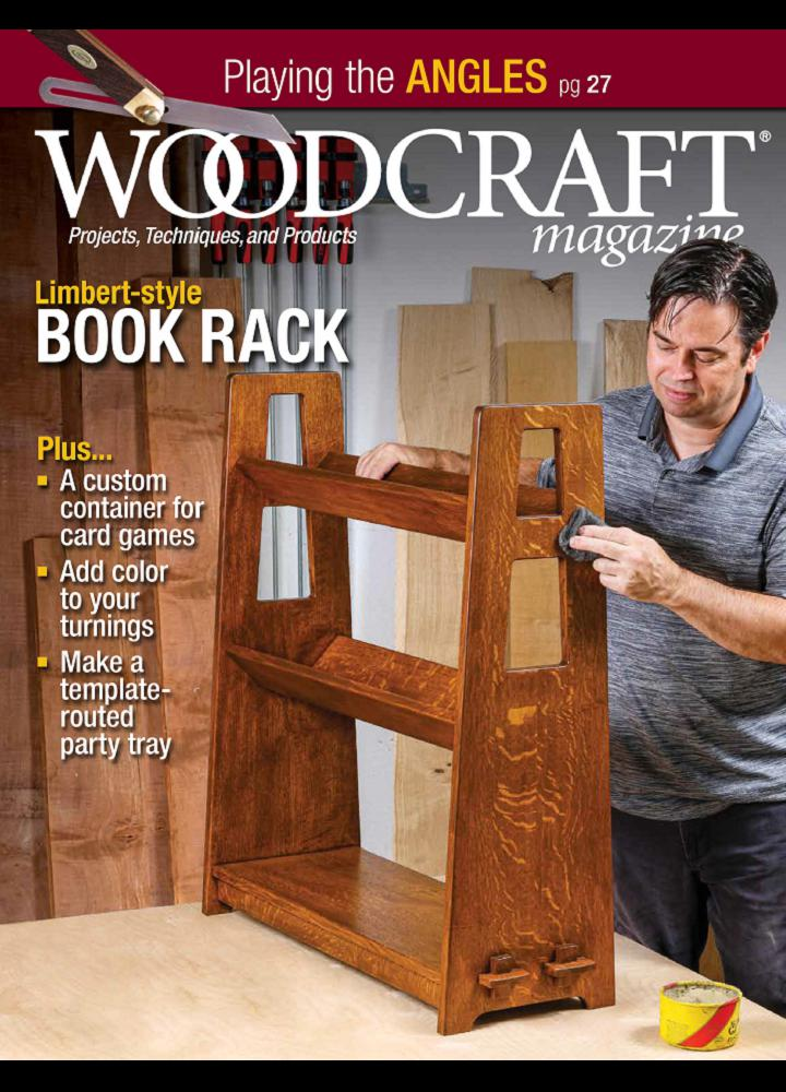 [美国版]Woodcraft Magazine - 2020年10-11月
