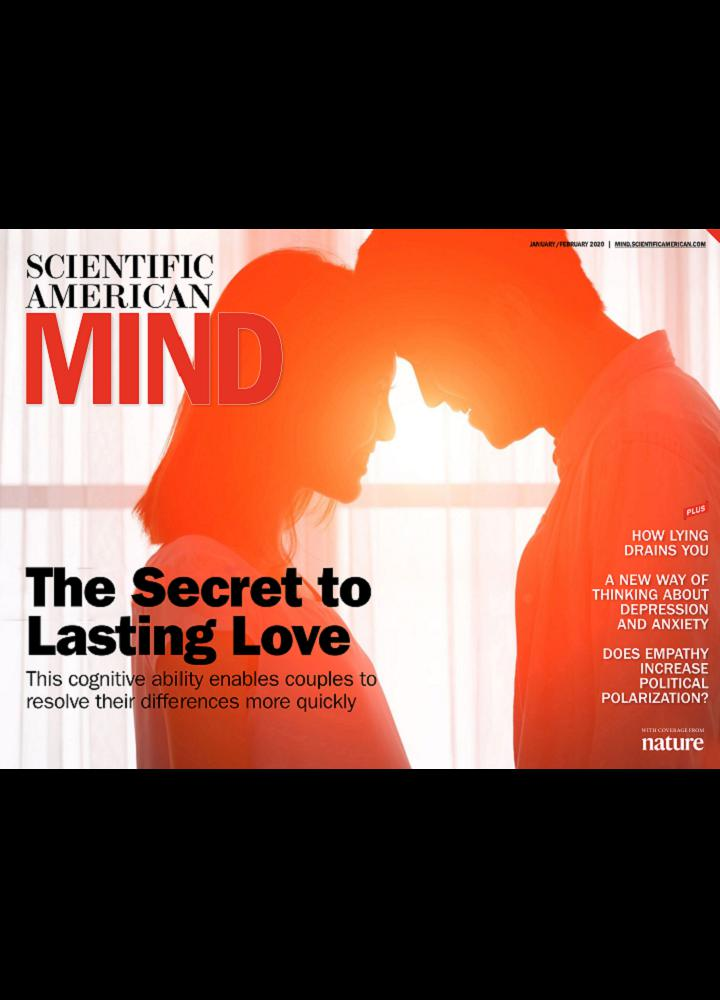 [美国版]科学美国人脑科学-Scientific American Mind - 2020年01-02月
