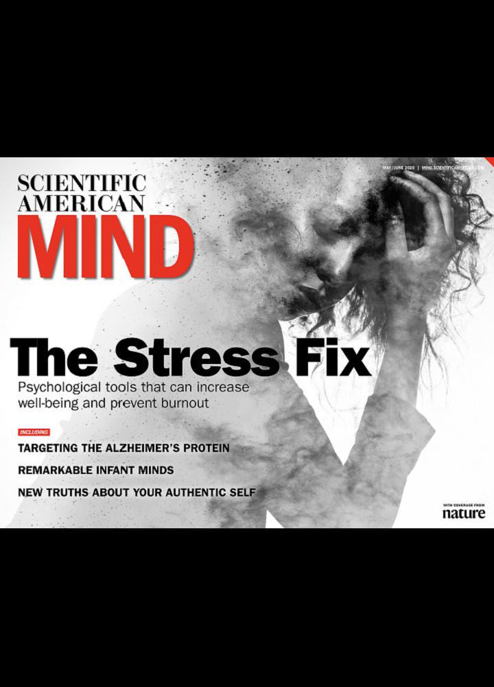[美国版]科学美国人脑科学-Scientific American Mind - 2020年05-06月