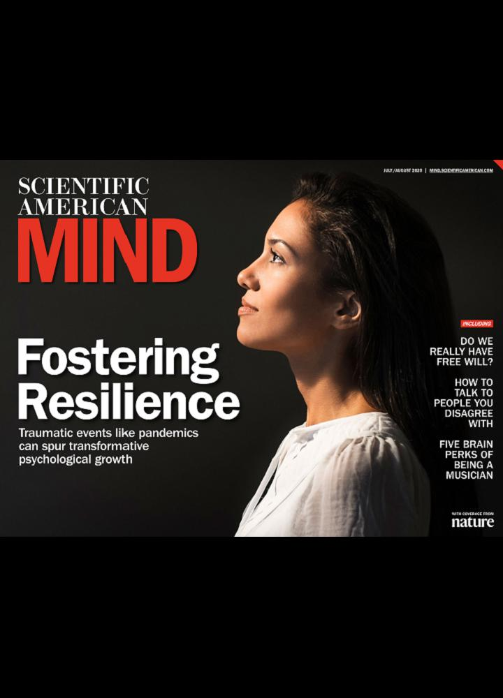 [美国版]科学美国人脑科学-Scientific American Mind - 2020年07-08月