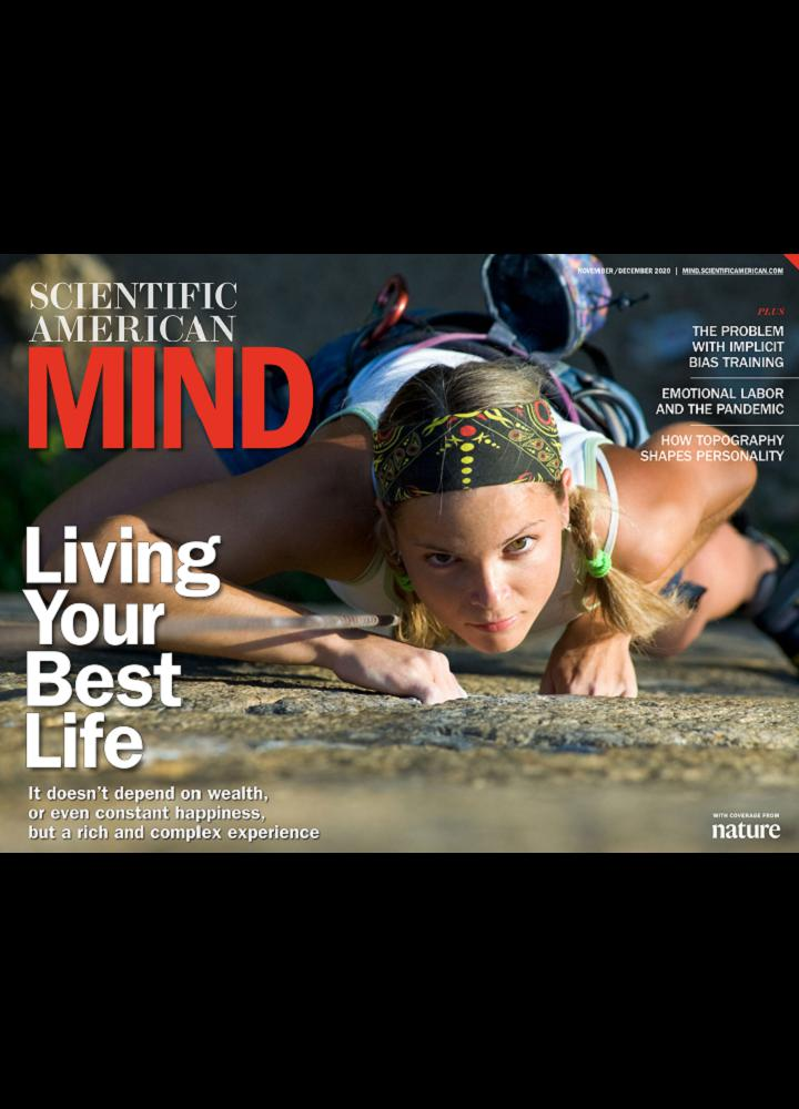 [美国版]科学美国人脑科学-Scientific American Mind - 2020年11-12月