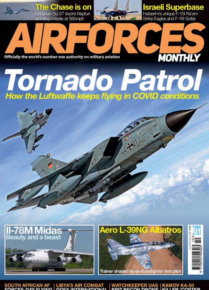 [英国版]Airforces Monthly - 2020年10月