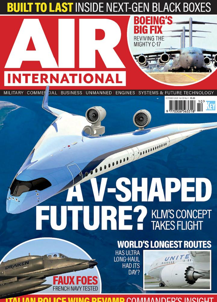 [美国版]AIR International - 2020年10月